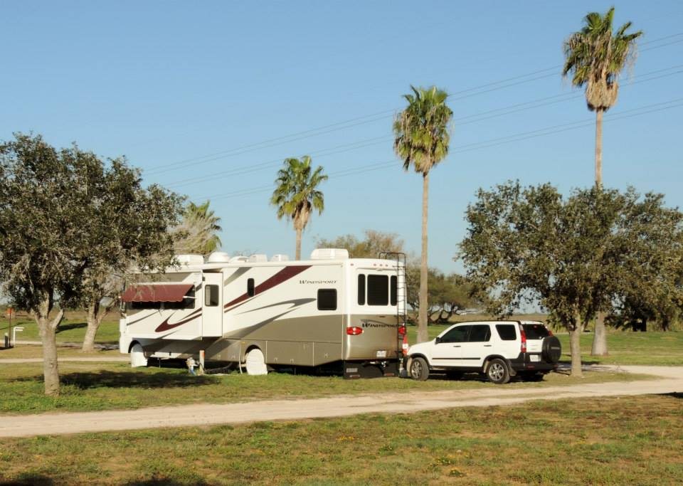 large RV sites for Big Rigs